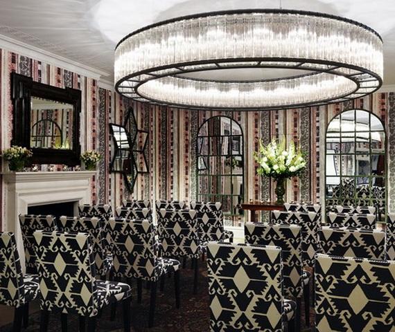 Extraordinary Atmosphere In Covent Garden Hotel_10 (2)