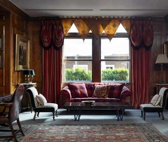 Extraordinary Atmosphere In Covent Garden Hotel_13
