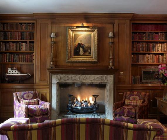 Extraordinary Atmosphere In Covent Garden Hotel_14