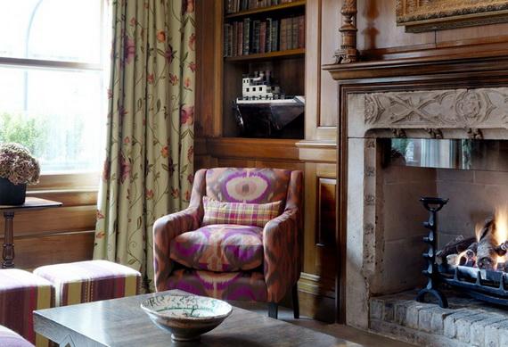 Extraordinary Atmosphere In Covent Garden Hotel_19
