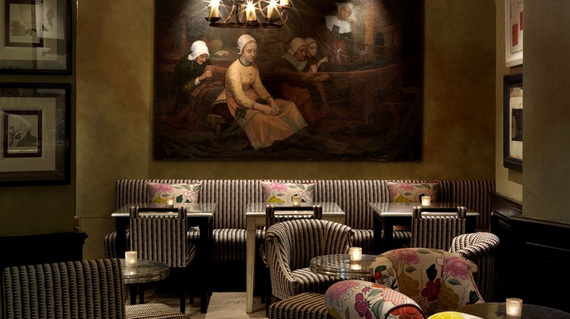 Extraordinary Atmosphere In Covent Garden Hotel_22