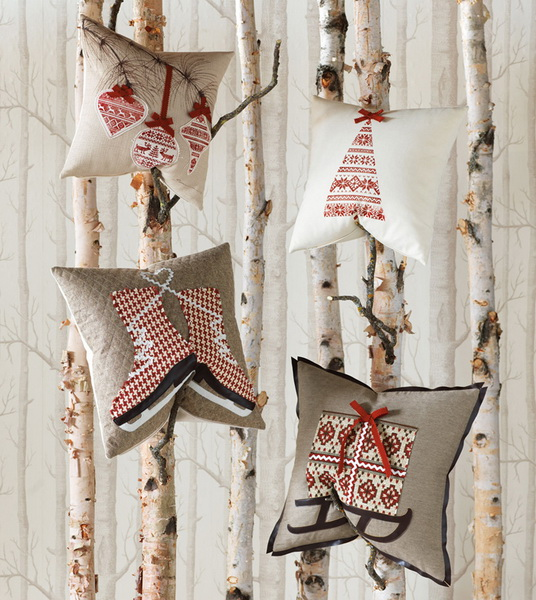 Handmade Pillows for the Holidays_15