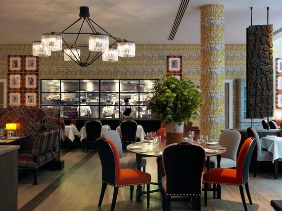 Inside New Luxury Boutique Hotel Ham Yard In London_04