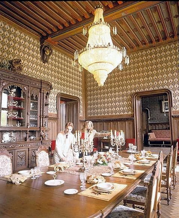 Luxury Destination Wedding in Chateau De Challagne, _02
