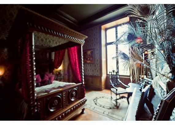 Luxury Destination Wedding in Chateau De Challagne, _08