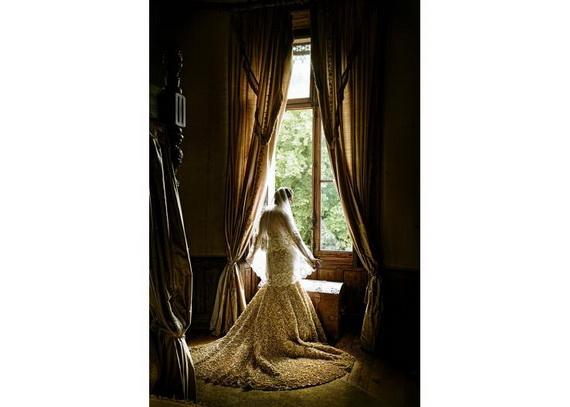 Luxury Destination Wedding in Chateau De Challagne, _09