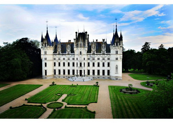 Luxury Destination Wedding in Chateau De Challagne, _23