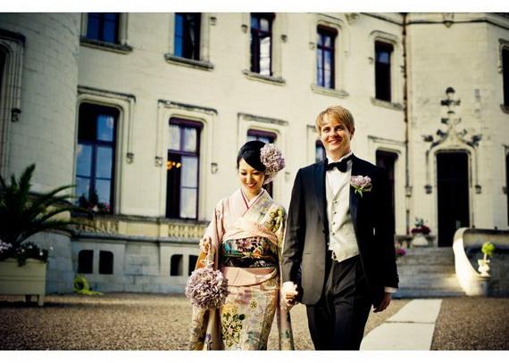 Luxury Destination Wedding in Chateau De Challagne, _42