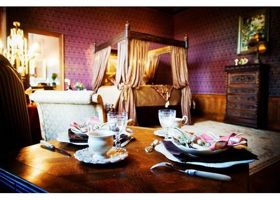 Luxury Destination Wedding in Chateau De Challagne, _53