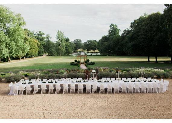 Luxury Destination Wedding in Chateau De Challagne, _58