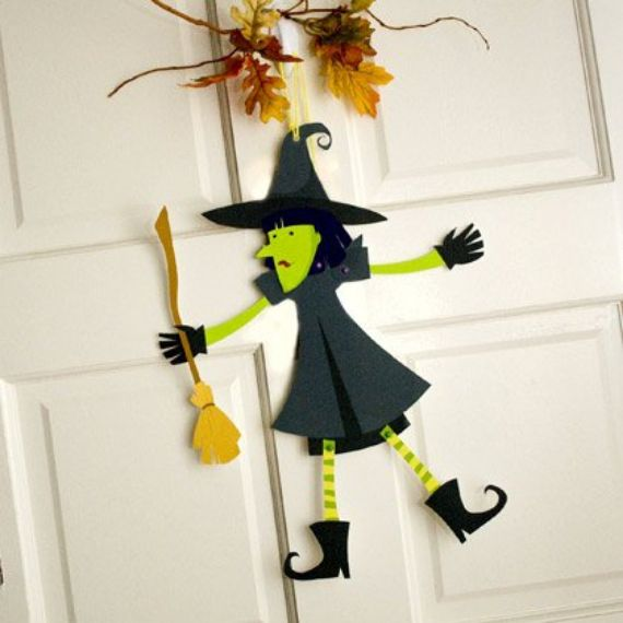 35 Spooky and Fun DIY Halloween Crafts Ideas _06
