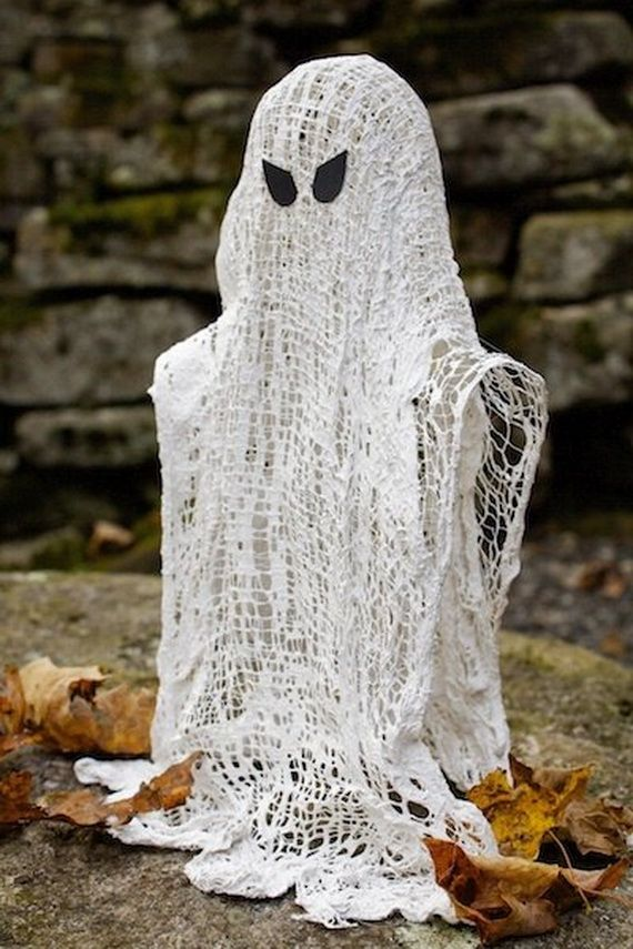 35 Spooky and Fun DIY Halloween Crafts Ideas _16