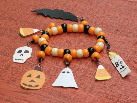 35 Spooky and Fun DIY Halloween Crafts Ideas _18