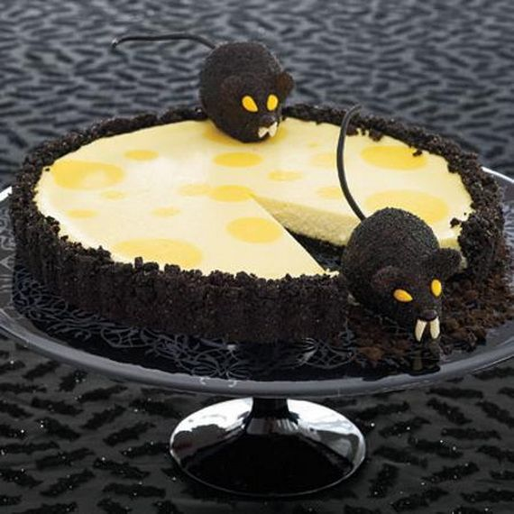 45 Edible Decoration Ideas for Halloween Cakes and Cupcak (12)