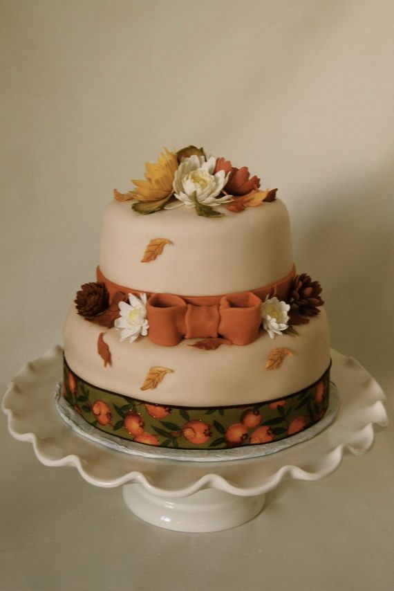 45 Edible Decoration Ideas for Halloween Cakes and Cupcake (4)