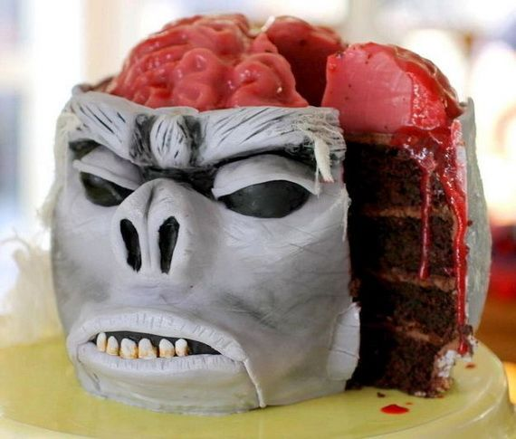 45 Edible Decoration Ideas for Halloween Cakes and Cupcakes_03