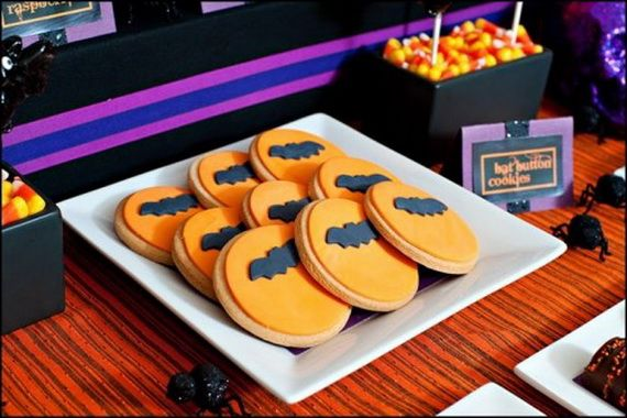45 Edible Decoration Ideas for Halloween Cakes and Cupcakes_46