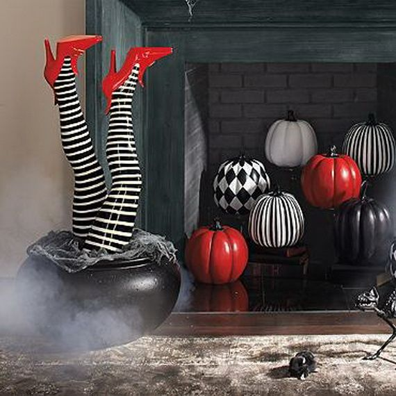 Decorating Ideas and Adornments for Halloween_01