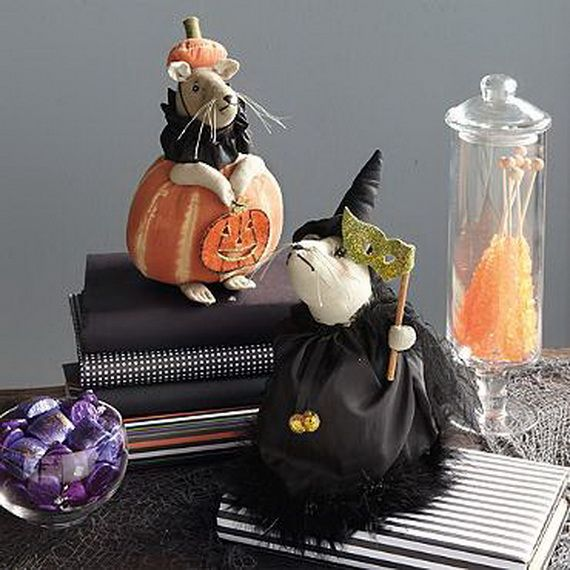 Decorating Ideas and Adornments for Halloween_04
