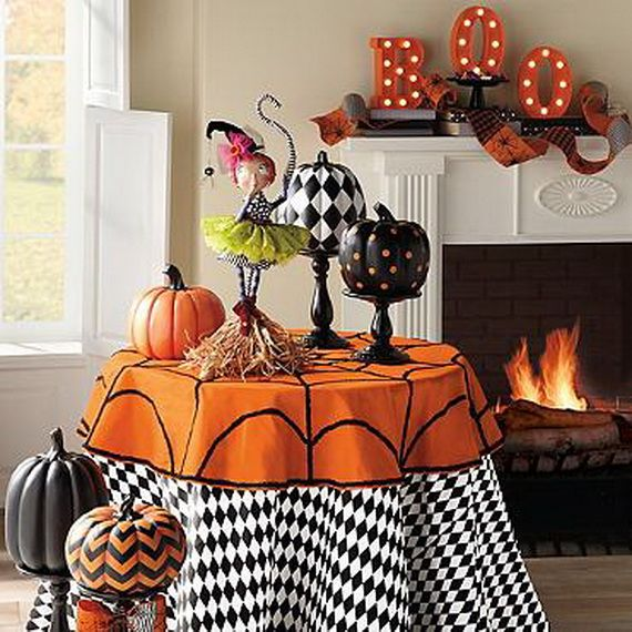 Decorating Ideas and Adornments for Halloween_48