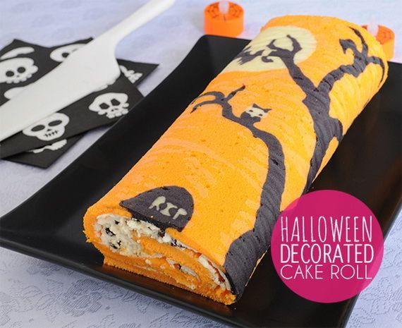 Fabulous Fall Cakes and Cupcakes Decorating Ideas (19)