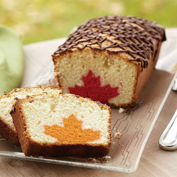 Fabulous Fall Cakes and Cupcakes Decorating Ideas (36)