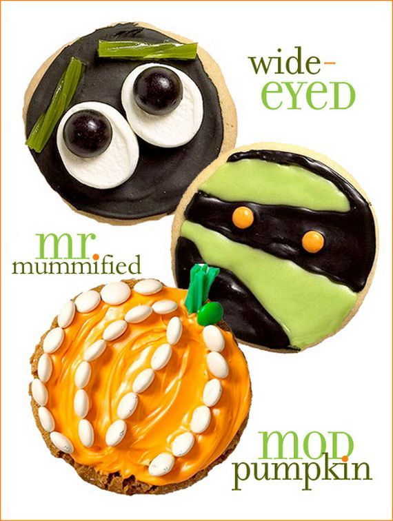 Fabulous Fall Cakes and Cupcakes Decorating Ideas (39)