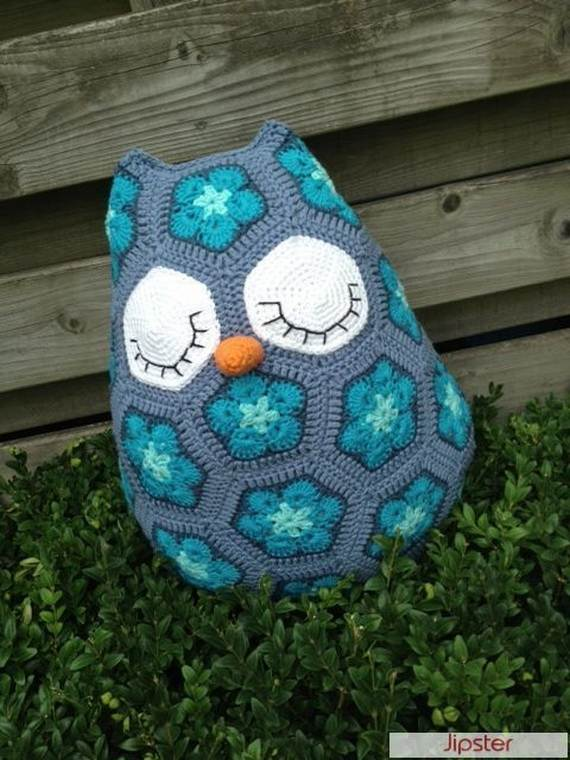 Fall Crafts With Children – Owl Handicraft For Cozy Hours (12)