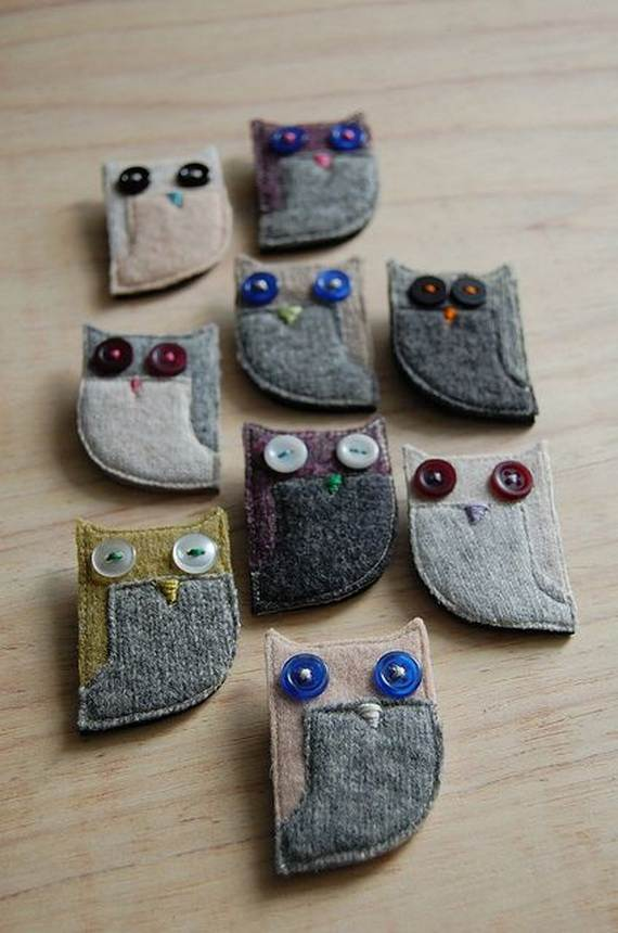 Fall Crafts With Children – Owl Handicraft For Cozy Hours (14)