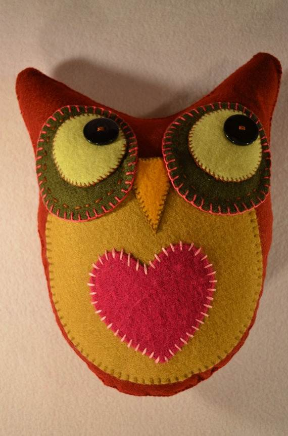 Fall Crafts With Children – Owl Handicraft For Cozy Hours (18)