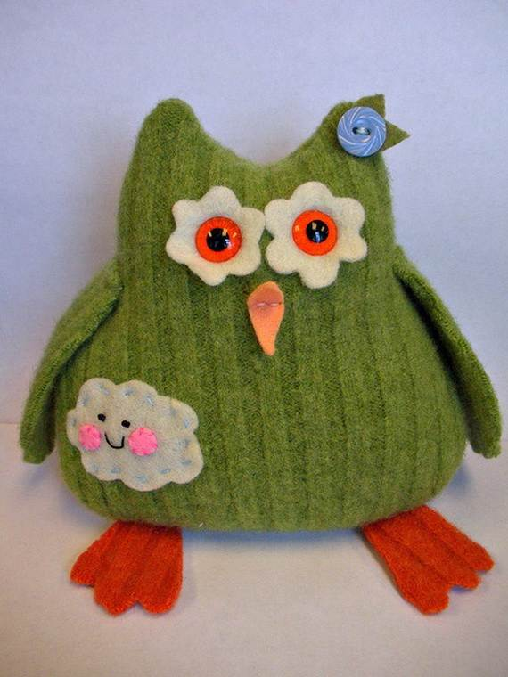 Fall Crafts With Children – Owl Handicraft For Cozy Hours (33)