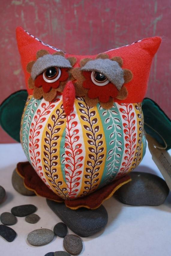 Fall Crafts With Children – Owl Handicraft For Cozy Hours (34)