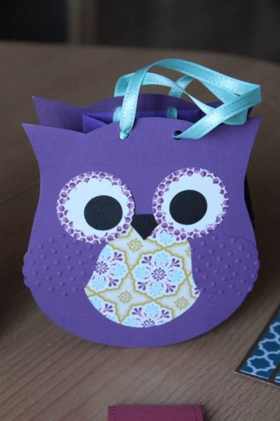 Fall Crafts With Children – Owl Handicraft For Cozy Hours (7)