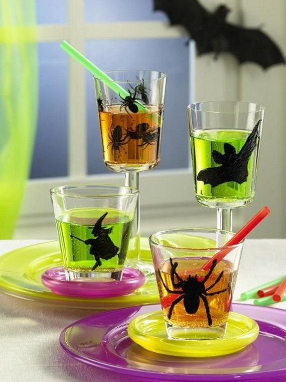 For A Special Halloween DIY Halloween Decorat (4)