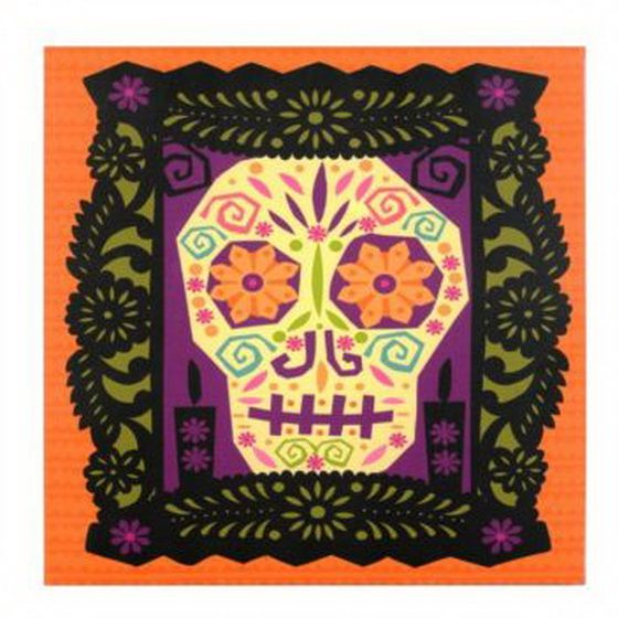 Mexican Day of the Dead Decoration ideas_03
