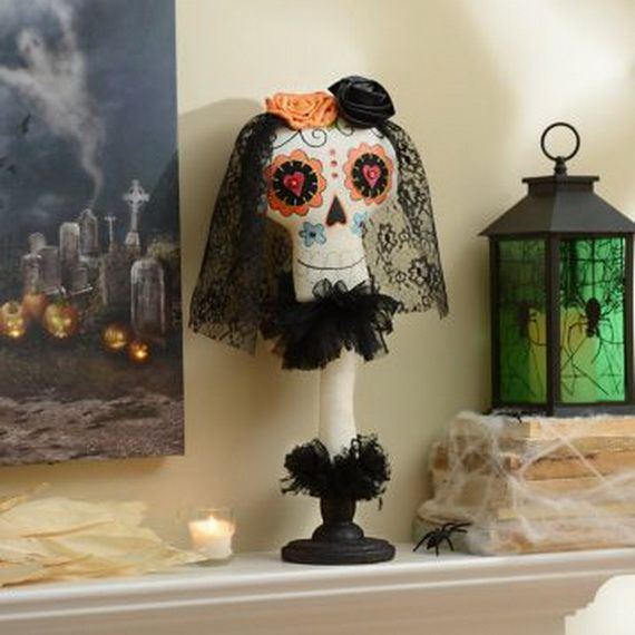 Mexican Day of the Dead Decoration ideas_05