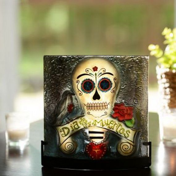 Mexican Day of the Dead Decoration ideas_08