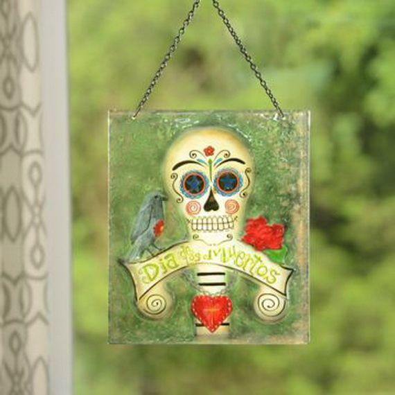 Mexican Day of the Dead Decoration ideas_10