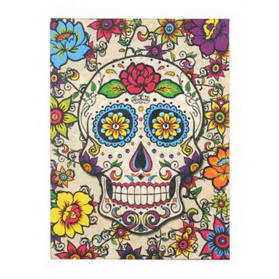 Mexican Day of the Dead Decoration ideas_19