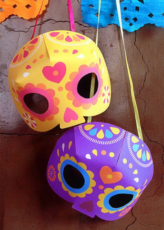 Mexican Day of the Dead Decoration ideas_21