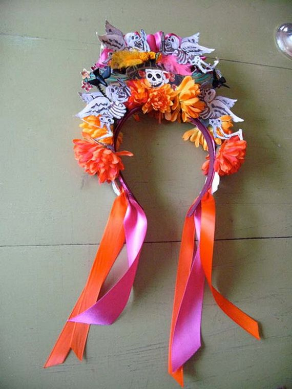 Mexican Day of the Dead Decoration ideas_23