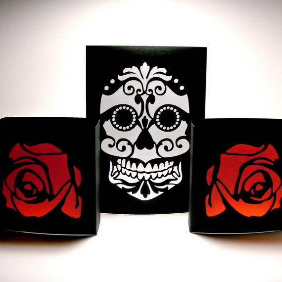 Mexican Day of the Dead Decoration ideas_28