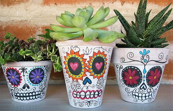Mexican Day of the Dead Decoration ideas_29