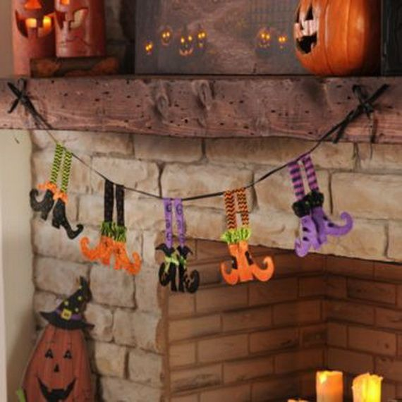 36 Spooky Halloween Decoration Ideas For Your Home_03
