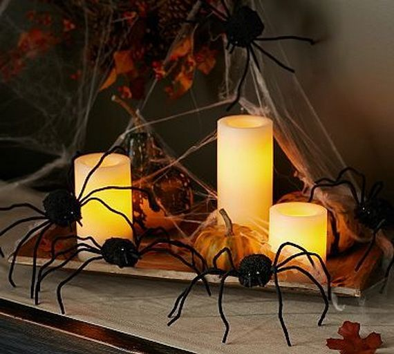 36 Spooky Halloween Decoration Ideas For Your Home_08