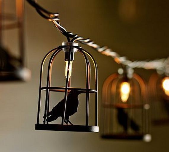 36 Spooky Halloween Decoration Ideas For Your Home_09