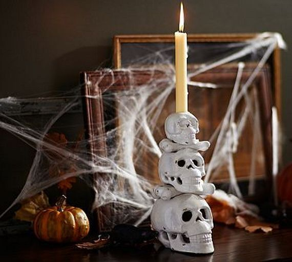 36 Spooky Halloween Decoration Ideas For Your Home_13