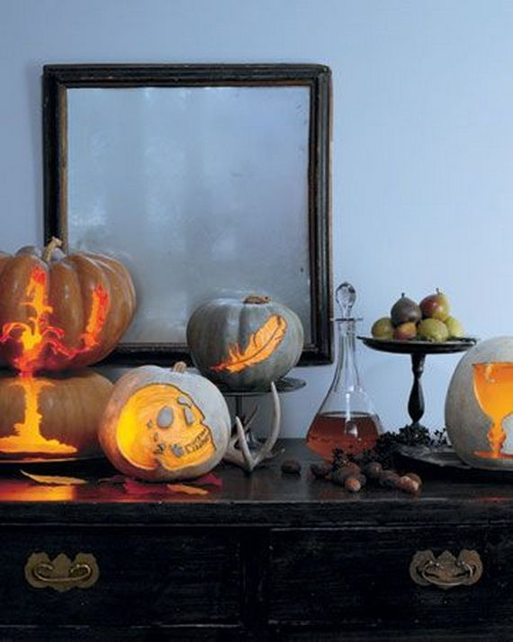 36 Spooky Halloween Decoration Ideas For Your Home_14