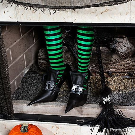 36 Spooky Halloween Decoration Ideas For Your Home_17
