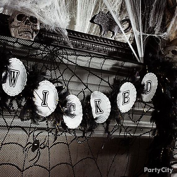 36 Spooky Halloween Decoration Ideas For Your Home_18